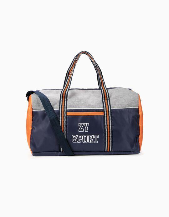 Saco de Desporto para Menino 'ZY Sport', Azul