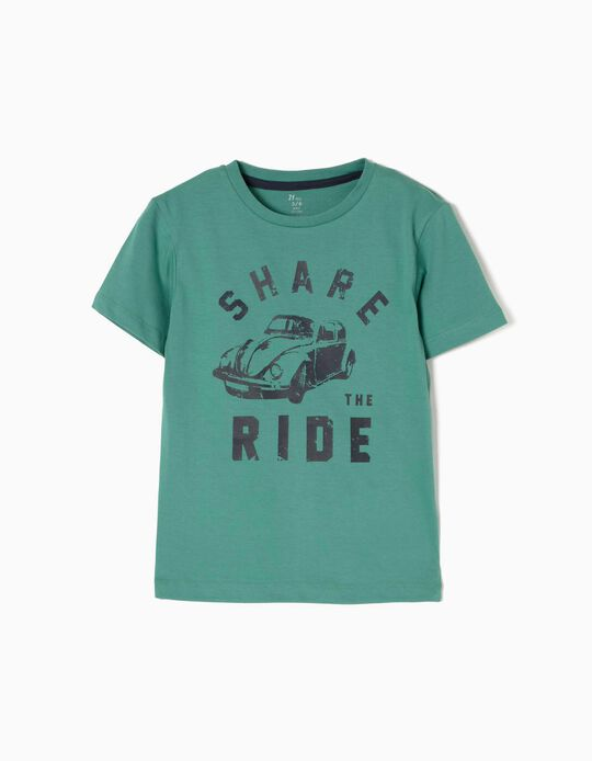T-shirt Share The Ride