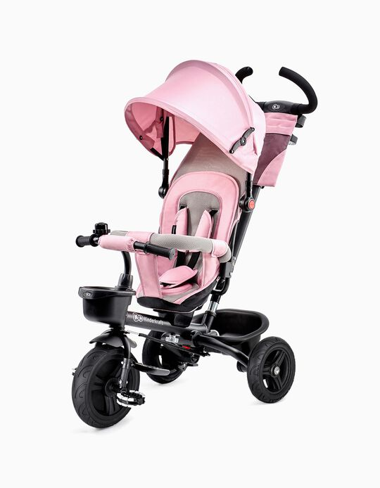 Aveo Tricycle by Kinderkraft, Pink