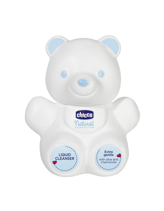 Teddy Bear Bath Wash 300ml by Chicco