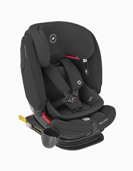 Silla de auto Gr 1/2/3 Titan Pro Bebé Confort Authentic Black