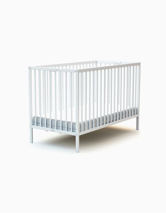 Foldable Bed 120x60 cm Webaby