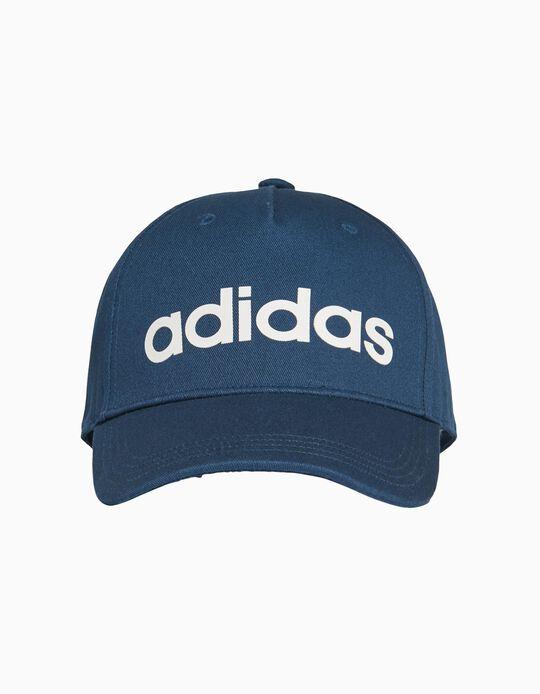Cap for Children 'Adidas Daily Cap', Blue