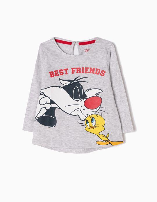 Camiseta de Manga Larga Silvestre & Piolín