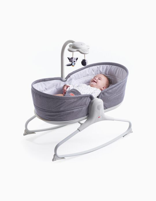 3-IN-1 ROCKER NAPPER GREY