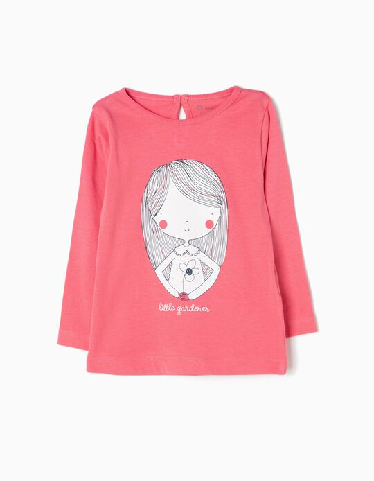 Camiseta de Manga Larga Little Gardener