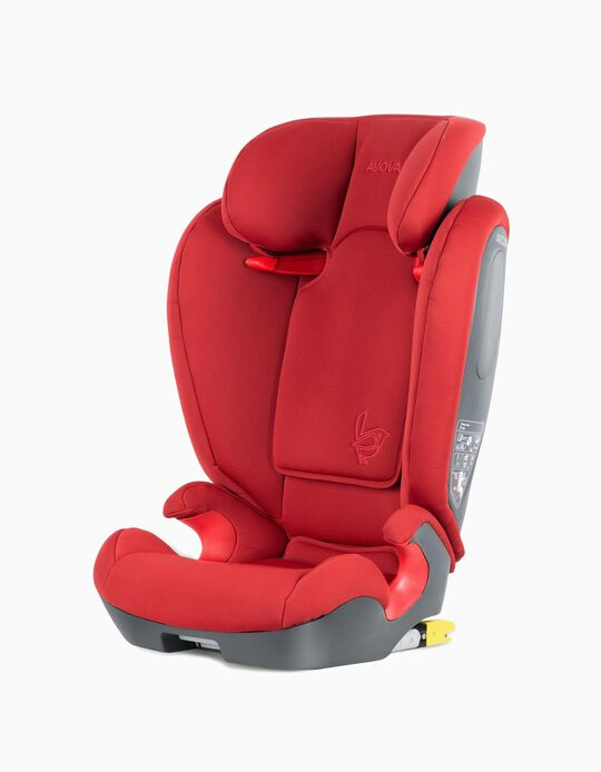 Silla para Coche Gr 2/3 Star Fix Avova Maple Red