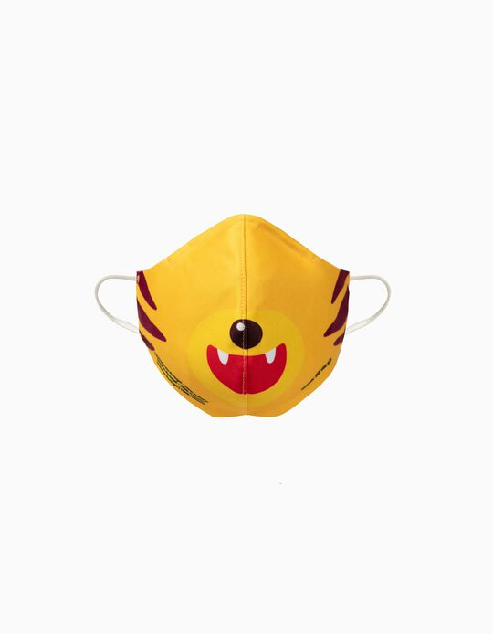 Child Face Mask 'High Comfort', Lion