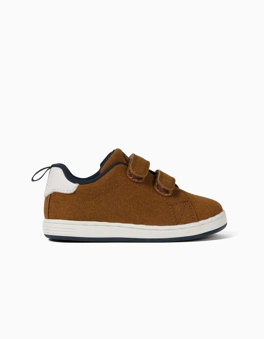 Trainers for Baby Boys, 'ZY 1996', Brown