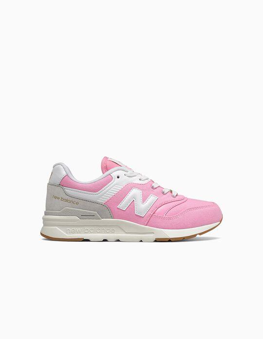 Zapatillas para Niña New Balance 997H, Rosa