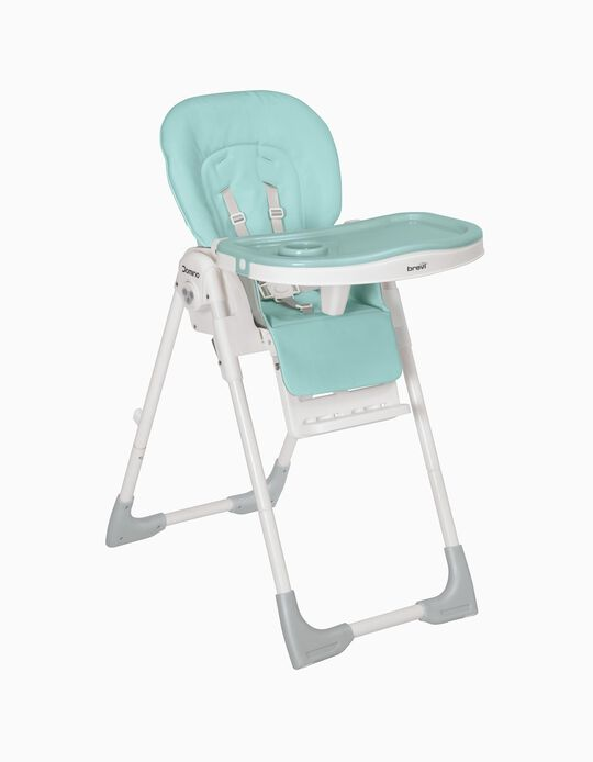 High Chair Domino Brevi, Blue