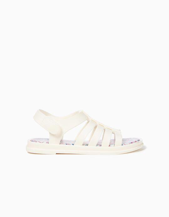 Sandalias para Niña 'ZY Delicious', Blancas