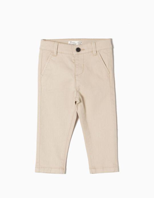 Pantalón de Sarga