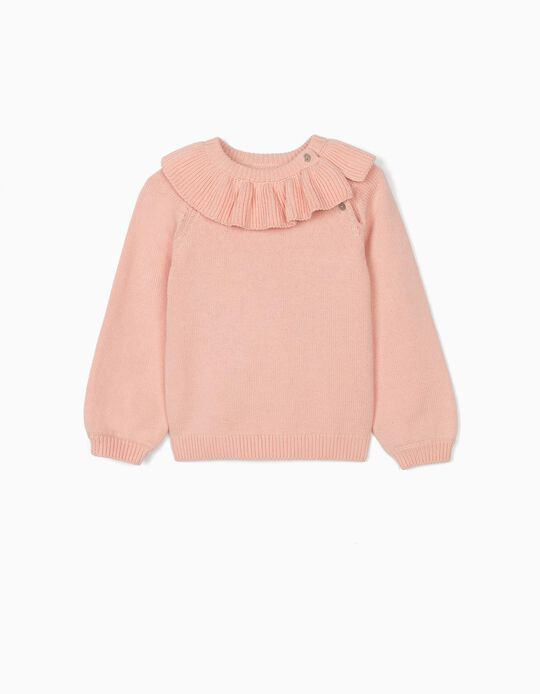 Jumper for Girls, Pink