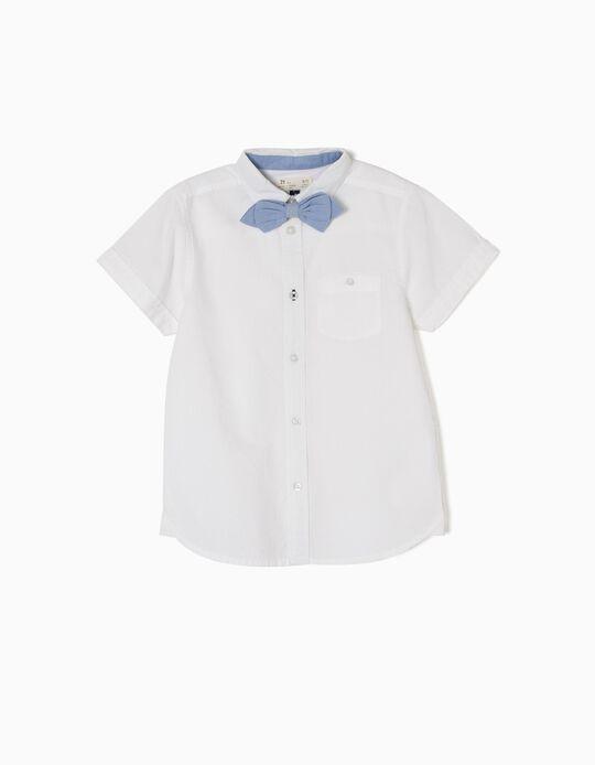 Camisa Con Lacito