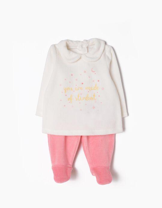 Pijama Manga Larga y Pantalón Stardust