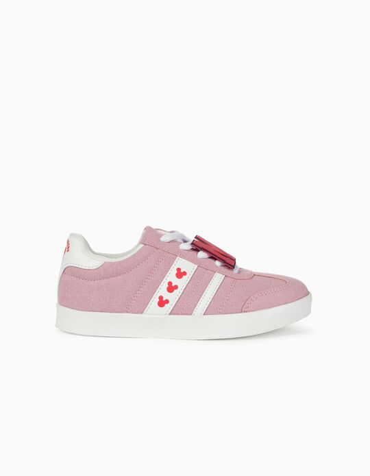 Zapatillas para Niña 'ZY Retro Minnie', Rosa Claro