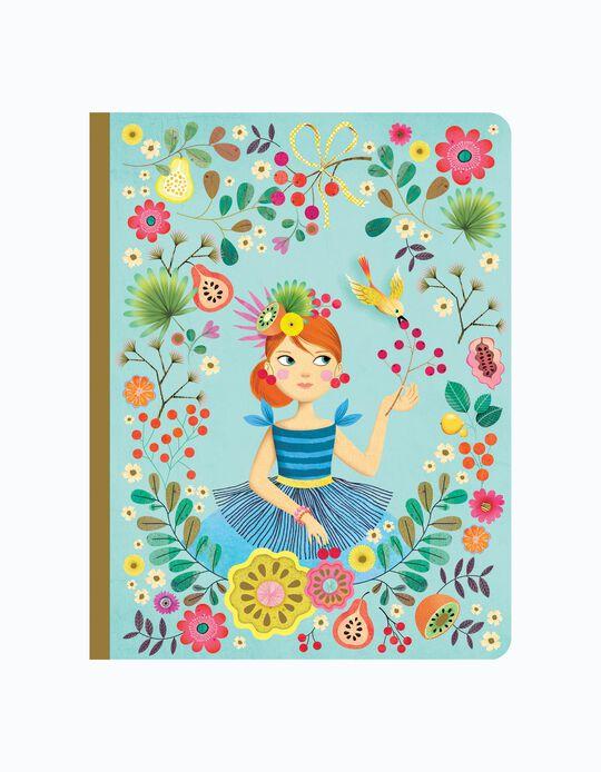 Cuaderno Rosa Djeco