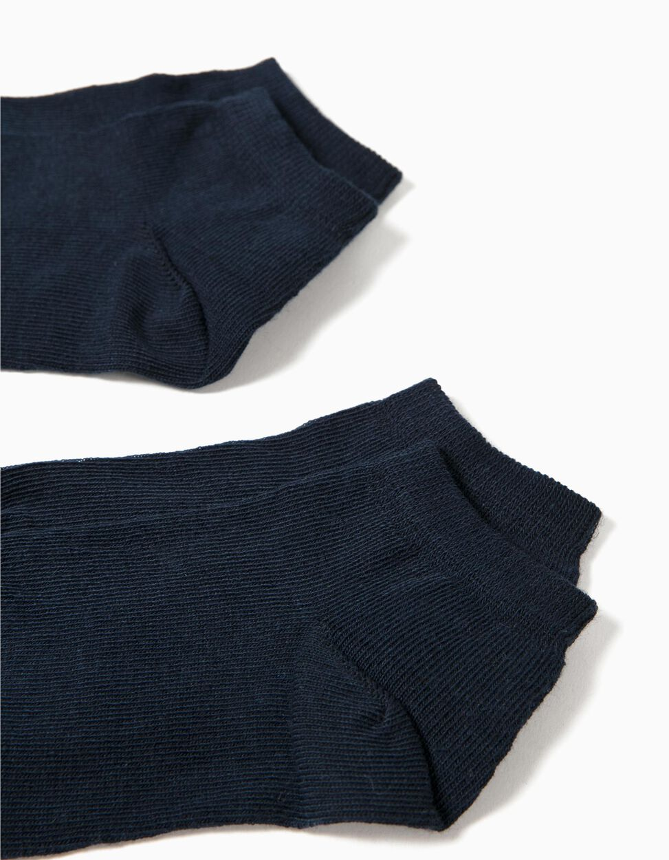 Pack 2 pares de calcetines invisibles