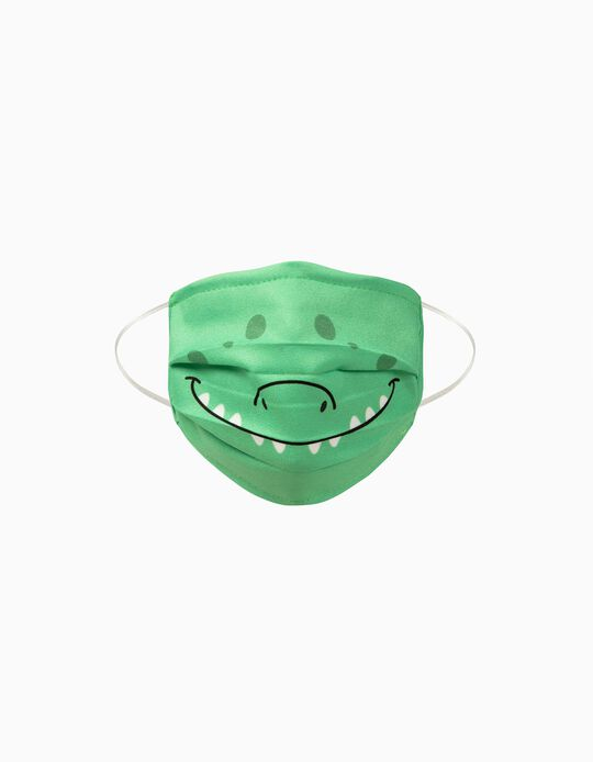 Child Face Mask 'High Protection', Dinosaur