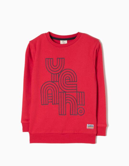 Sweatshirt YEAH