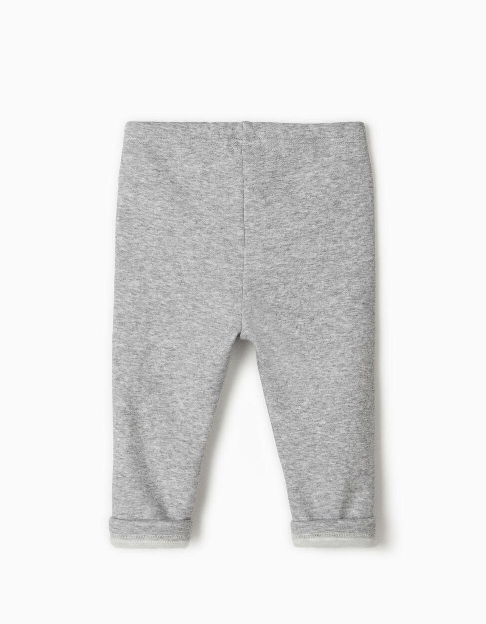 Pantalon De Chandal Para Bebe Nina Saturn Gris Zy Baby Zippy Online