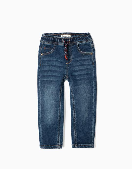 Denim Jeans for Baby Boys 'Comfort Denim', Blue