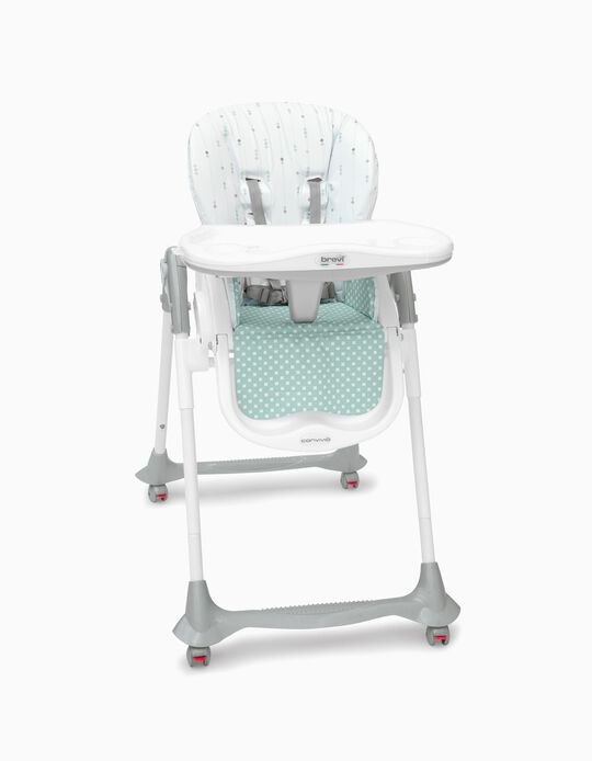 High Chair, Convivio Tiffany, by Brevi