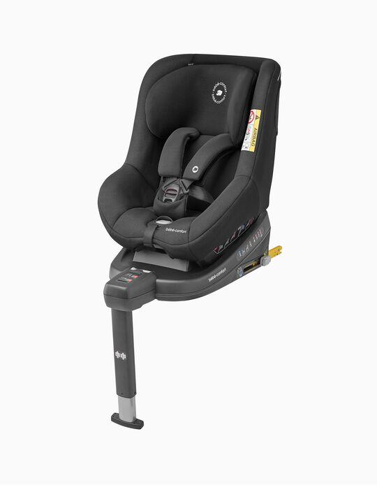 Cadeira Auto Gr 0/1/2 Beryl Bebé Confort Authentic Black