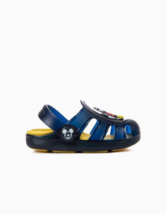 Sandálias para Bebé Menino 'Mickey', Azul