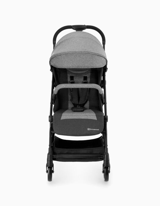 Pushchair, Indy by Kinderkraft, Grey