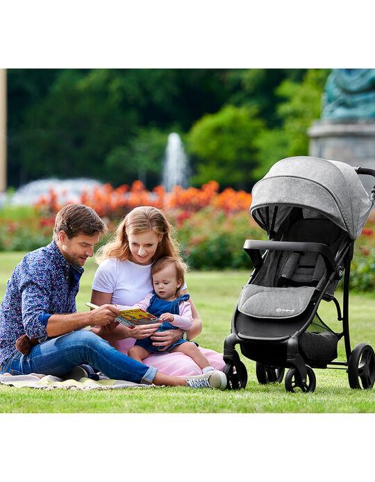 Cadeira De Rua Cruiser Kinderkraft Grey