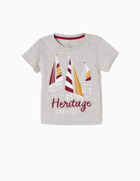 Camiseta Heritage Crew Co.