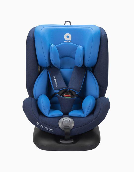 Car Seat Gr0/1/2/3 Unique Apramo Sapphire Blue