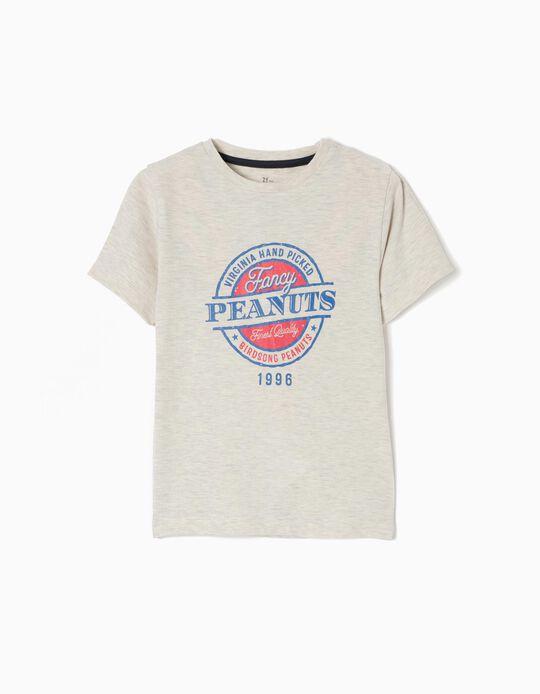 T-shirt Estampada Peanuts