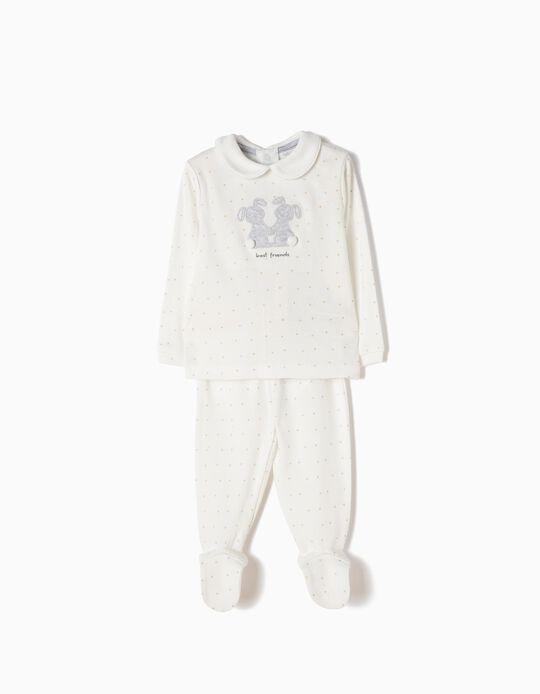 Pijama com Pés Best Friends