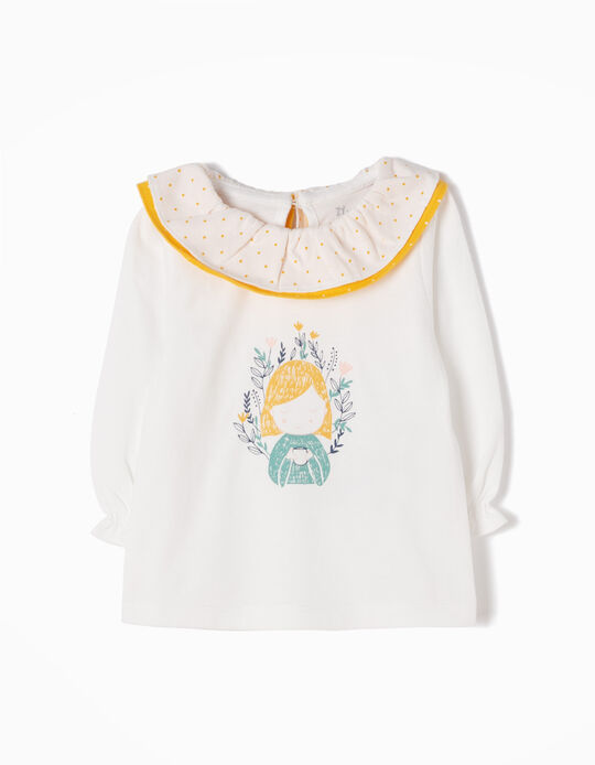 T-shirt Manga Comprida Winter Tea