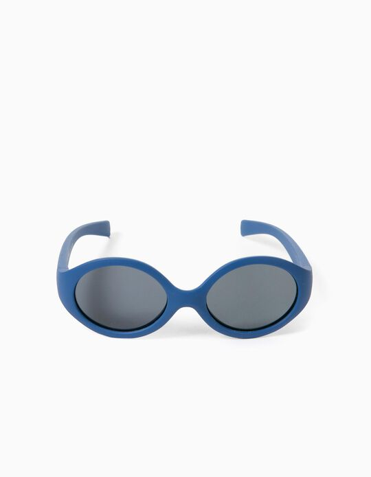 Flexible Sunglasses for Babies, Blue