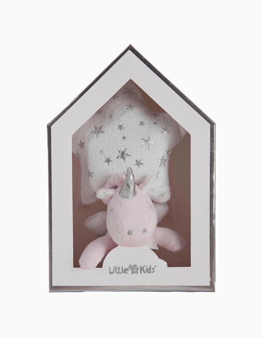 Peluche Musical 32Cm Unicorn Sweet Little Kids