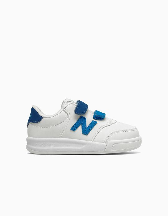 Trainers for Baby Boys 'New Balance CT60', White/Blue