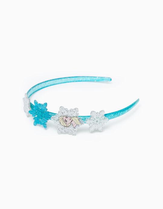 Bandolera Brillante para Niña 'Frozen', Azul
