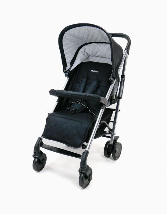 Stroller Moma Plus Boop Black