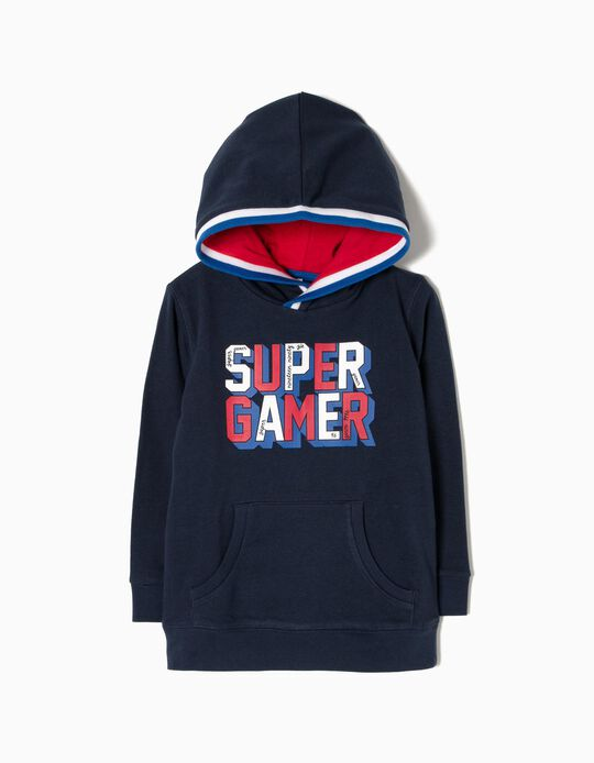Sweatshirt Super Gamer