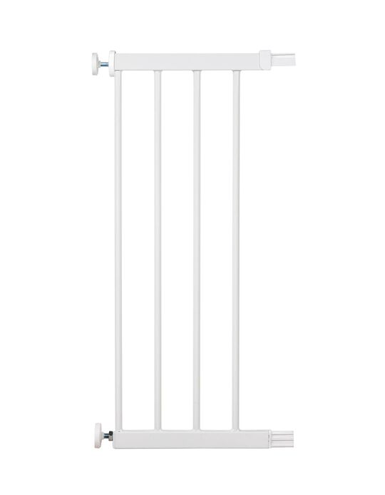 28cm Safety Gate Extension, Easy-Close Safety 1St