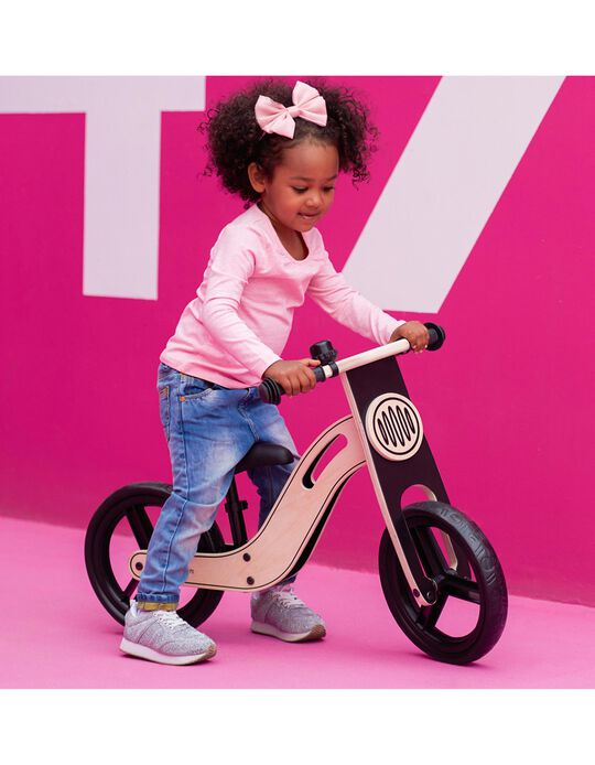 Bicicleta de Aprendizagem Uniq Kinderkraft Natural