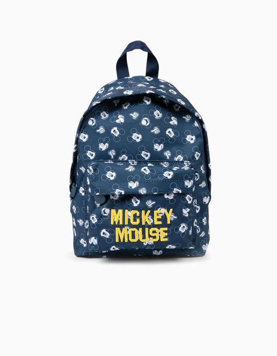 Mochila para Menino 'Mickey Mouse', Azul