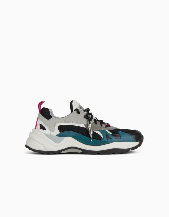 Geox Trainers for Children, Multicolour