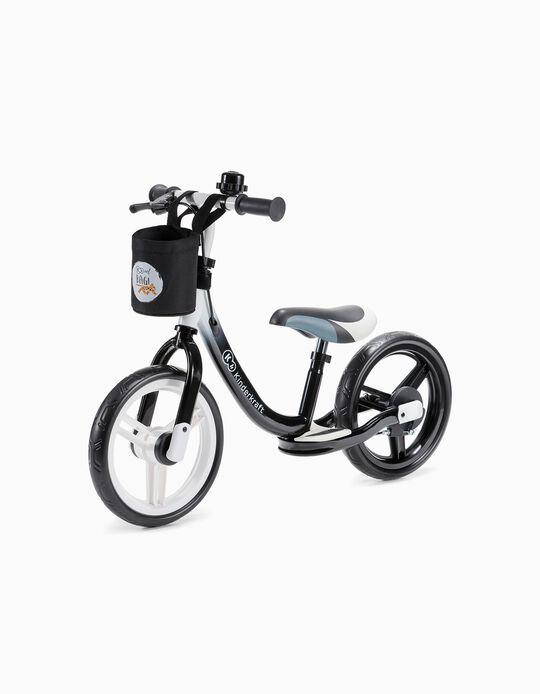 Bicyclette d'apprentissage Space kinderkraft noire