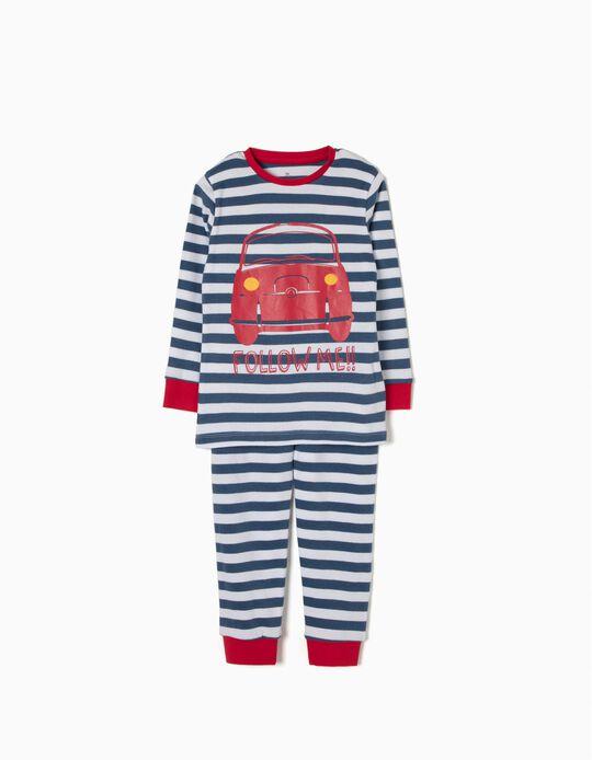Pijama a Rayas Cars
