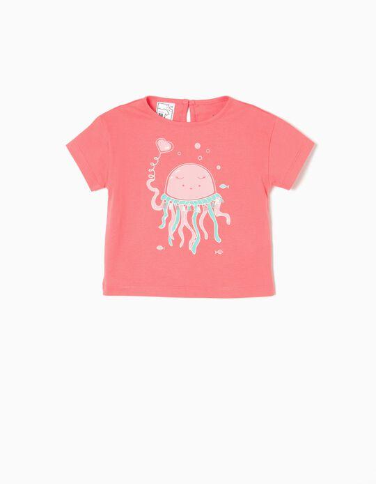 T-shirt Jellyfish Anti-UV 30